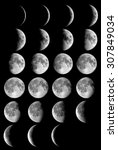 Moon Phases. Elements Of This...