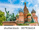 St. Basils Cathedral And...