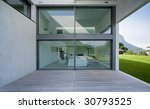 modern house | Shutterstock . vector #30793525
