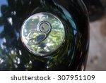 Motorcycle Gas Tank
