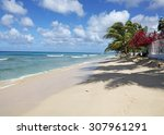 Mahogany Bay Beach Barbados...