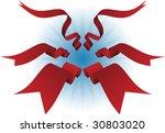 ribbons | Shutterstock . vector #30803020