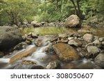 Water Flow Over Rocks Inside...