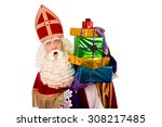 Sinterklaas  With Gifts ....
