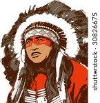 native | Shutterstock .eps vector #30826675
