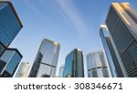cityscape of central and...   Shutterstock . vector #308346671