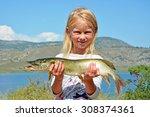 Fishermen Trophy  Little Girl...