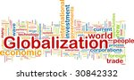 word cloud tags concept... | Shutterstock . vector #30842332
