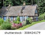 Charming Half Timbered House...
