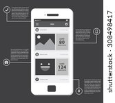 feed activity mobile app ui...