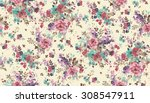 abstract elegance seamless... | Shutterstock .eps vector #308547911