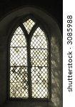 window in chetwode parish...   Shutterstock . vector #3085988