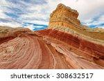 White Pocket  Arizona  Usa.