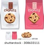 design packaging for chocolate...   Shutterstock .eps vector #308633111