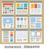web page web layout design...