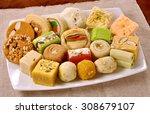 mix mithai | Shutterstock . vector #308679107