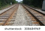 tracks | Shutterstock . vector #308684969