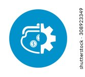 vector illustration of  seo...   Shutterstock .eps vector #308923349