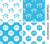 cottage patterns set  simple...