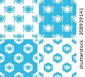 dishware patterns set  simple...