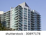 luxury apartments | Shutterstock . vector #30897178