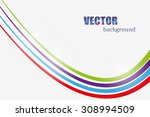 abstract background. eps 10... | Shutterstock .eps vector #308994509