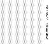 white seamless texture. vector... | Shutterstock .eps vector #309016151