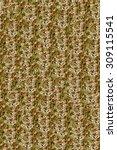 fabric pattern | Shutterstock . vector #309115541