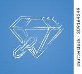 vector illustration of  seo... | Shutterstock .eps vector #309164249