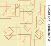 seamless ceramic  marble... | Shutterstock .eps vector #309184049