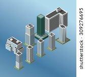 modern illustration of an... | Shutterstock .eps vector #309276695