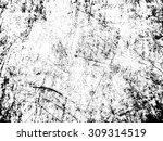 splatter paint texture .... | Shutterstock .eps vector #309314519