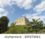norwich castle in norfolk ...