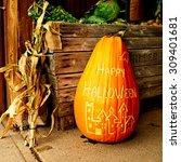 Pumpkin for halloween sale on...