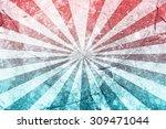 Grunge Sun Sunburst Background  ...