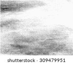 grunge halftone vector... | Shutterstock .eps vector #309479951