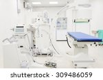 interior of an operation room  | Shutterstock . vector #309486059