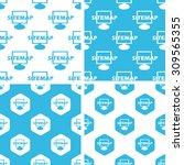 sitemap patterns set  simple...