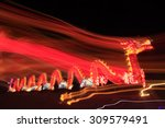 Small photo of LUAN COUNTY - MARCH 5: Dragon lanterns landscape architecture in a park, on march 5, 2015, Luan County, Hebei Province, China
