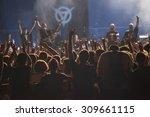 cluj napoca  romania   august 2 ... | Shutterstock . vector #309661115