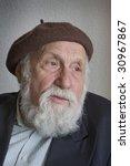 senior man portrait   Shutterstock . vector #30967867