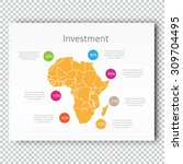business investment africa map...