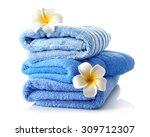 Stack Of Colorful Towels...