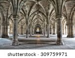 the historic cloisters of... | Shutterstock . vector #309759971