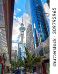 Auckland  New Zealand  Sky Tower
