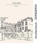 Verona  Italy  Europe. Romanti...