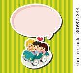 family theme elements | Shutterstock .eps vector #309825344