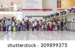 hong kong  china   june 23 ...   Shutterstock . vector #309899375