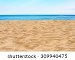 sea landscape | Shutterstock . vector #309940475