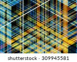 abstract colorful background... | Shutterstock . vector #309945581
